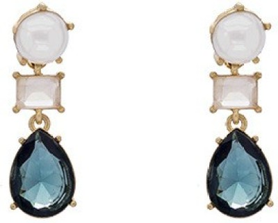 A Bit of Me Magnificent Me Pearl Alloy Dangle Earring