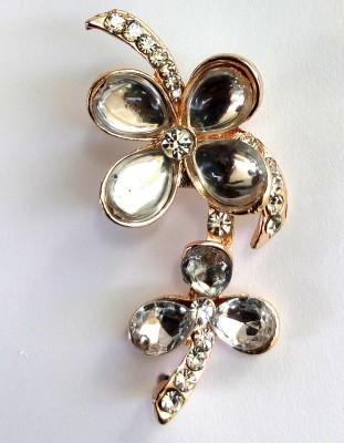 High Fashion Butterfly Metal Cuff Earring