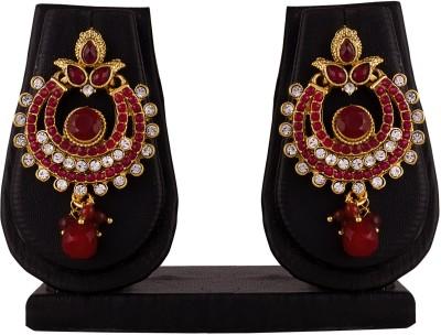 R18Jewels-Fashion&U Princess Rajawadi Metal Dangle Earring