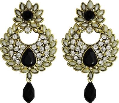 Aura Collection Statement35 Alloy Chandbali Earring