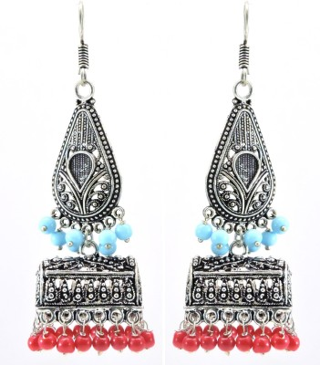 TATWAA THE ELEMENTS FUSION SPARK Alloy Dangle Earring
