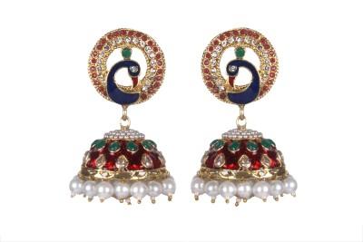 Tatva R1734 Alloy Jhumki Earring