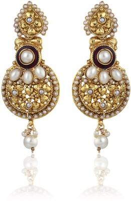 Allure Trendy and Elegant Alloy Dangle Earring