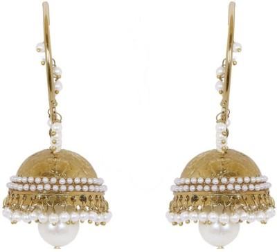Saashis Closet Classy Alloy Jhumki Earring