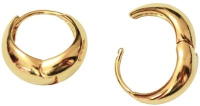 BeBold Salman Khan Inspired Kaju Piercing Stud Bali Stainless Steel Hoop Earring