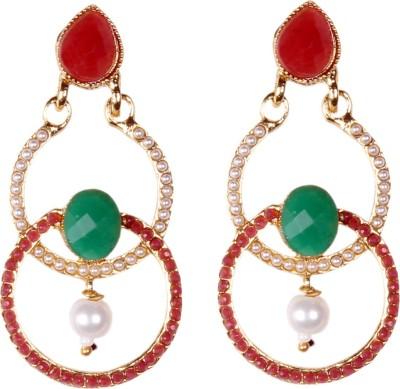Tatva R1700 Alloy Chandbali Earring