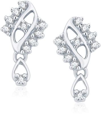 Karatcraft Limi Diamond Gold Drop Earring