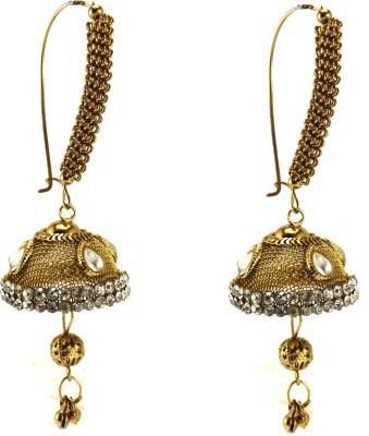 Coskart Spark Alloy Jhumki Earring