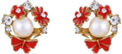 Jewlot Elegant 1045 Metal Stud Earring