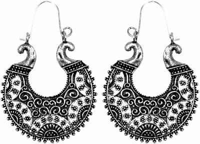 Rituals Ethnicity Alloy Chandbali Earring