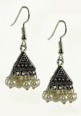 Saffron Craft Festive craft Alloy Jhumki Earring