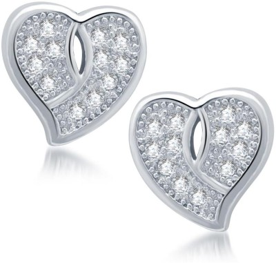 Sukkhi Finely Micro Pave Cubic Zirconia Alloy Stud Earring