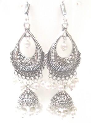 Ultimate Fashion Princess Delight Alloy Dangle Earring