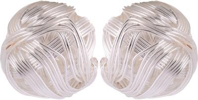 Jewellerynstyle jns-stpz-wool Alloy Stud Earring