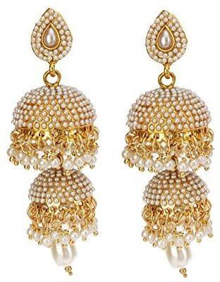 Rays KJM543 Copper Jhumki Earring