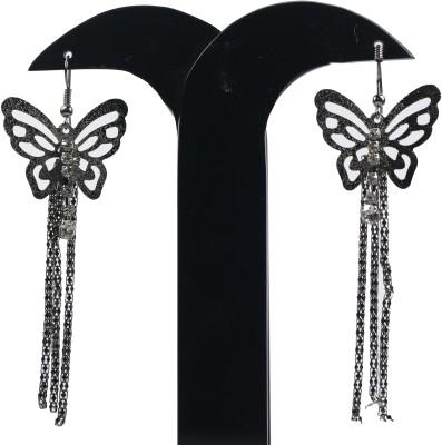 Navisha Trending Delight Fashion Alloy Tassel Earring