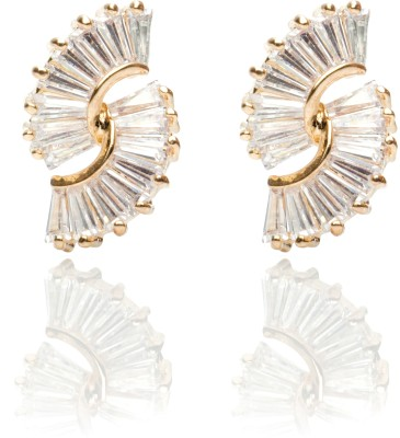 Svelte Pretty Trendy Fashionable Korean Alloy Stud Earring