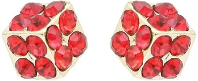 Saashis Closet Winsome Alloy Stud Earring