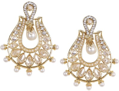 Rajwada Arts Brass Dangle Earring