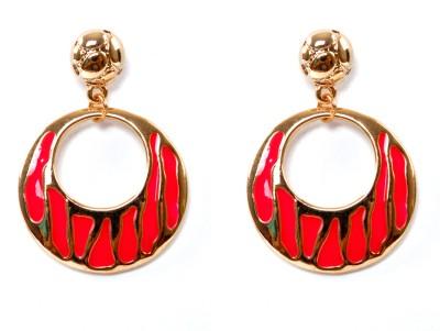 De Beaute Cleo Alloy Drop Earring