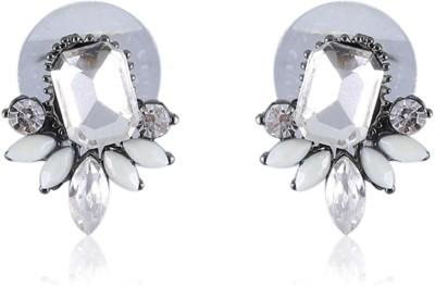 Vastradi Jewels Studs Brass, Alloy Stud Earring