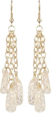 Lazreena Designer Collection Alloy Tassel Earring