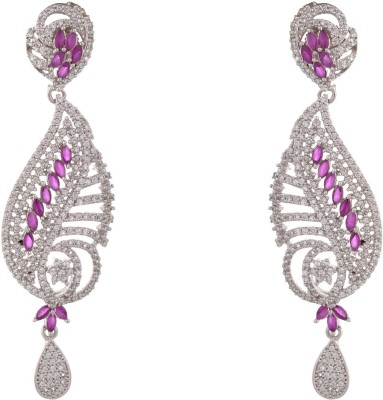 Parshwa Jewellery Designer Brass Drop Earring