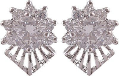 CatchMe Cluster Alloy Stud Earring