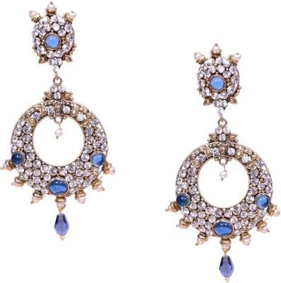 Buyclues SSJ6085 Brass Earring Set