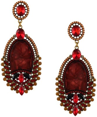 Anuradha Art Excellently crafted Metal Drop Earring