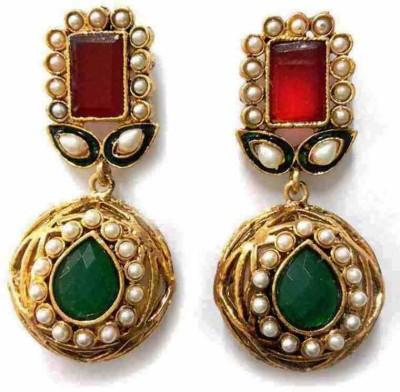 Aarnaa La Trendz Jaipur Gokru Alloy Drop Earring