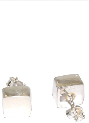 Arvino Silver Shadows Sterling Silver Stud Earring