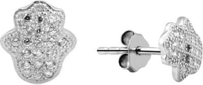 Payalwala Regis Sterling Silver Stud Earring