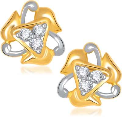 VK Jewels New Arrival Cubic Zirconia Alloy Stud Earring