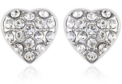 House of Wolfgang Crystal Alloy Stud Earring