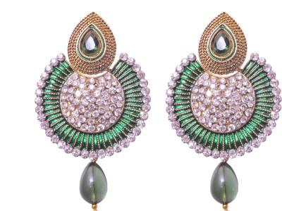 Shopernow Traditional ethnic jewels Alloy Chandelier Earring