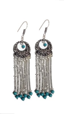 High Fashion a01 Metal Dangle Earring