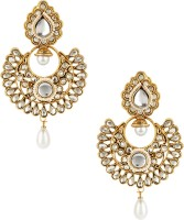 Jewels Galaxy Designer Alloy Drop Earring