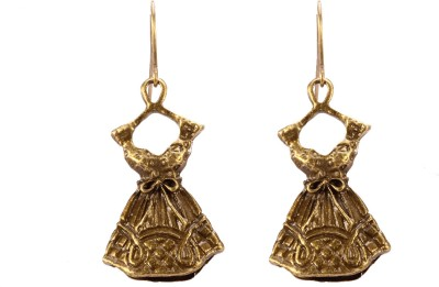 Kiosha Alloy Dangle Earring