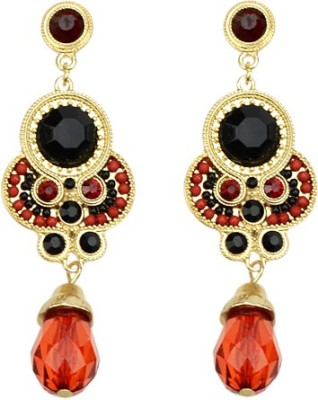 Intentions Crystal Alloy Drop Earring