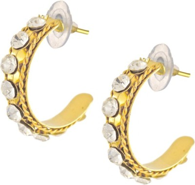Aahaan sparkle Alloy Stud Earring