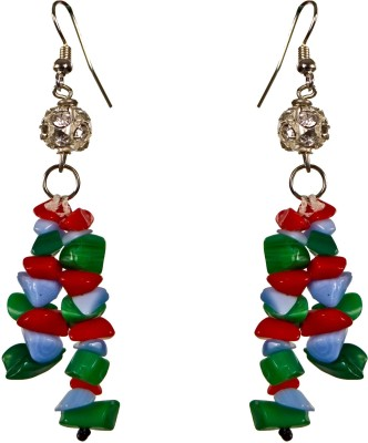 Retaaz Pierre Ardour Acrylic, Plastic, Steel Dangle Earring