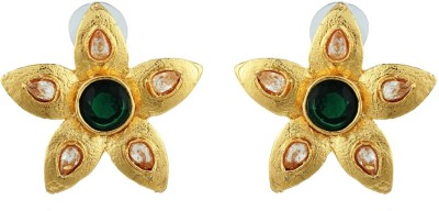 Kshitij Jewels Designer Alloy Stud Earring