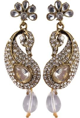 Shopernow Designer ethnic jewels Alloy Chandelier Earring
