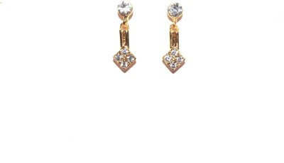 Kanishq Contemporary Alloy Drop Earring