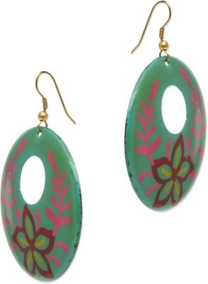 Jewel Paradise PMJPE-0096 Brass Dangle Earring