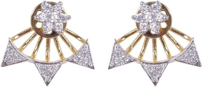 Muchmore ER 734 Cubic Zirconia Alloy Cuff Earring