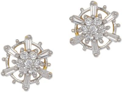 Ambitione Fashion Crystal Stud Earring
