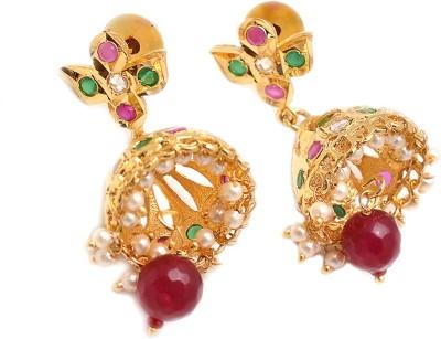 Jewar Mandi Unique Jewellery Metal Jhumki Earring