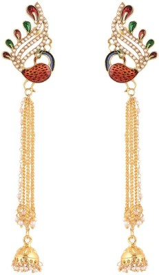 Prita Mayur Alloy Cuff Earring